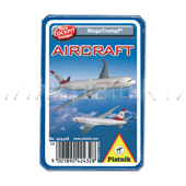 Children cards PIATNIK Aircraft