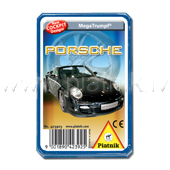 Children cards PIATNIK Porsche