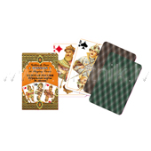 Playing cards PIATNIK Golden Russian 36pc