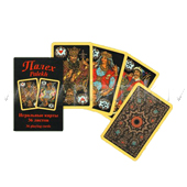 Playing cards PIATNIK Black Paleh 36pc